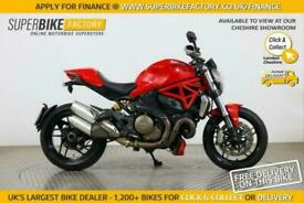 2014 14 DUCATI MONSTER 1200 PART EX YOUR BIKE