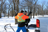 East/North Kildonan Snow Removal - Limited Spots Available