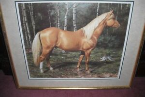 """Carl Brender, Blonde Beauty""...for the Horse Lover"