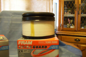 ONE  FRAM AIR FILTER CA10161 NEW IN BOX TO FIT DIESEL TRUCK GMC
