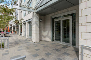 1 bedroom Condo for Rent downtown Montreal - furnished