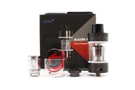 Sense blazer pro 7ml with a pack of coils