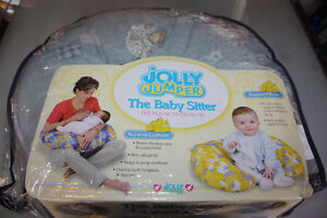 Nursing Pillow with Extra Cover (Jolly Jumper) Peterborough Peterborough Area image 4