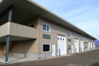 Industrial Warehouse Space for Lease - Osoyoos BC