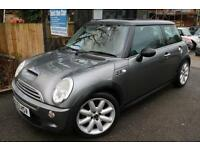 Mini Cooper S 1.6 Grey Panoramic Sunroof 6 X CD Changer Finance Available