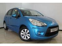 2010 60 CITROEN C3 1.4 VTR PLUS 5DR 72 BHP