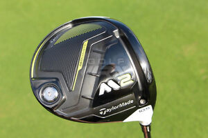 Mint 2017 TaylorMade M2 Driver - Upgrade Shaft