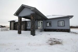 Newly built Acreage home with 3 Garage for sale or Rent to own