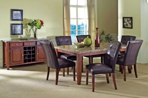 8 pc Montibello Dining set