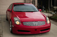 2003 Infiniti G35 Coupe (Brembo) NEED TO SELL!!