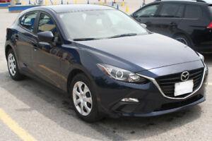 2016 Mazda 3 GX Sedan