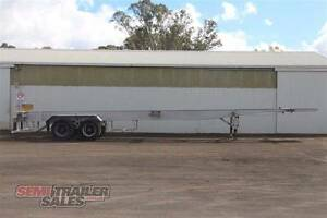 1994 Freighter 45/48FT Skel Semi Trailer with Pins - SN#160915 Lockwood Bendigo City Preview