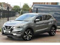 2018 Nissan Qashqai 1.2 DIG-T Tekna XTRON (s/s) 5dr SUV Petrol Automatic
