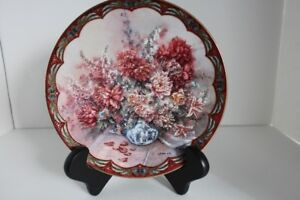 Collectible Faerie Flower Plate