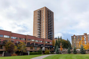 Two Bedroom Condo With Galley Kitchen in The Highlands