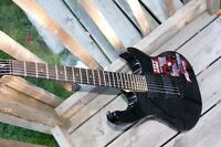 peavey at-200 mint condition active/passive guitar