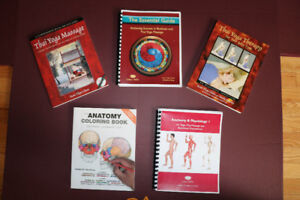 Thai Yoga Massage Books & Manuals (used). Very good condition!
