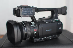 Canon XF105 Video Camera