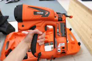 **POWER** Paslode 18 Gauge Cordless Brad Nailer IMLi200 (#16717)