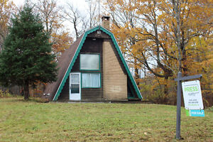 Sweet little A Frame Cottage in Wentworth - New Price