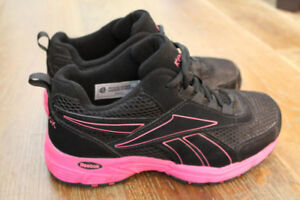 Reebok Safety Steel Toed Running Shoes