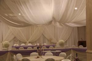 WEDDING AND EVENT DECORATIONS-by GLAMOUR EVENTS Windsor Region Ontario image 5