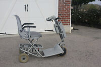 Scooter Electric Wheelcahir