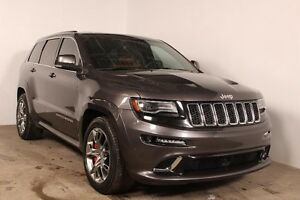 Jeep Grand Cherokee 4WD SRT8 2014