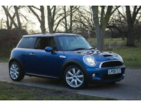 Mini 1.6 ( 175bhp ) ( Chili ) Cooper S 38k MILES, PAN ROOF+SAT NAV