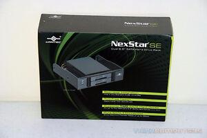 Vantec Nexstar Dual 2.5 Inch Sata Hard Drive Rack.