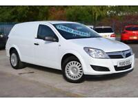 2010 Vauxhall Astravan Club 1.3 CDTi Van 3 door Van