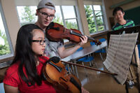 UNB Conservatory's Open House