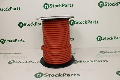 Unmarked 8mm X 100 Foot 0-ring Silicon Roll Nsnb