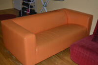 couch and futon
