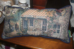 New Tapestry Type Fabric Pillow