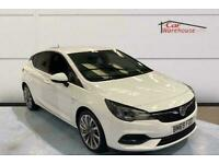 2020 Vauxhall Astra 1.2 Turbo 145 SRi VX-Line Nav 5dr Manual Hatchback Petrol Ma