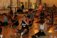group latin exercise and or Zumba classes