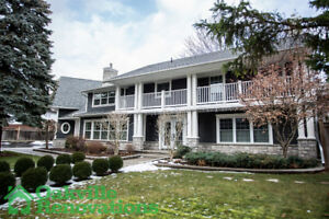 Renovation / Construction / Additions / Outdoor Carpentry /