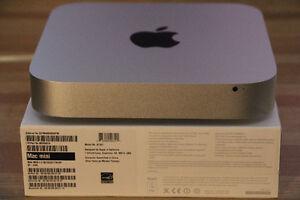 mac mini i7 2012 de apple