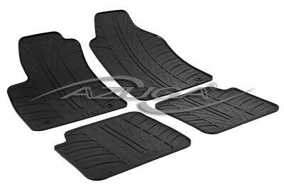 Design Gummimatten für Fiat 500 ab 2007 Gummi-Fußmatten Automatten Regenmatten ()