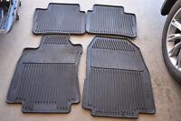 Nissan versa rubber floor mats