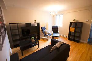 Chambre entièrement meublée   tout inclus   Berri-Uqam