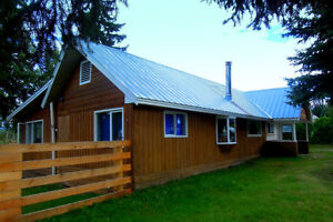 Affordable 3-Bedroom Home or Vacation Cabin in Horsefly Village Williams Lake Cariboo Area image 9