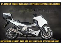 2012 12 HONDA NC700 D-C 700CC 0% DEPOSIT FINANCE AVAILABLE