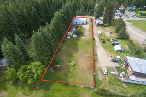 Commercial Land and Building for SALE in Scotch Creek