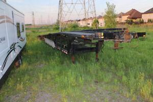 48 feet car trailer