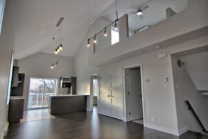 Condo neuf Laval, Sainte Rose, 1292 pieds carrés plafond 20pieds