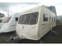 2008 Bailey Senator Touring Caravan/ 4 berth/ Great Condition