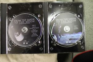 """DVD     """" FROM THE EARTH TO THE MOON"""" TOM HANKS London Ontario image 5"""