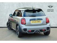MINI HATCHBACK 3-Door Hatch Cooper S Sport Auto Hatchback Petrol Automatic